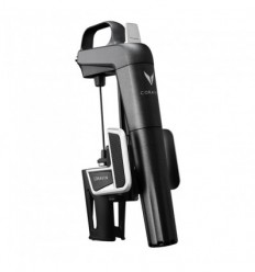 Coravin Model Two noir vin au verre